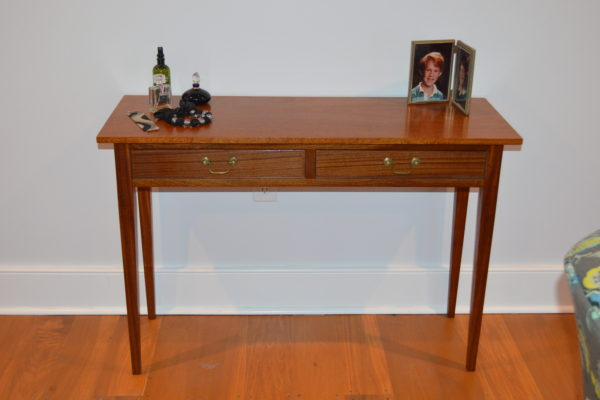 Shaker Hall Table Designed To Customer Specifications